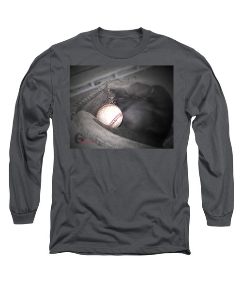 Long Sleeve T-Shirt featuring the photograph Catch Me by Shana Rowe Jackson