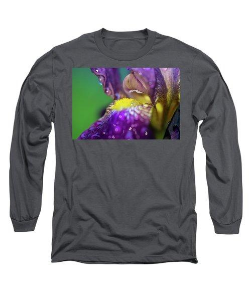 Catching Raindrops  Long Sleeve T-Shirt