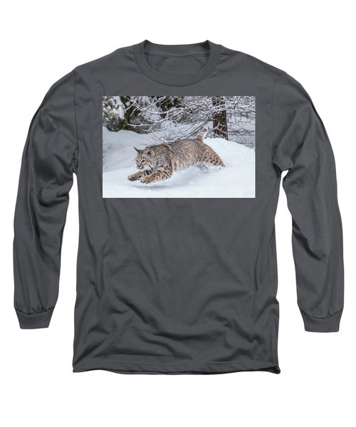 Catching Some Air Long Sleeve T-Shirt