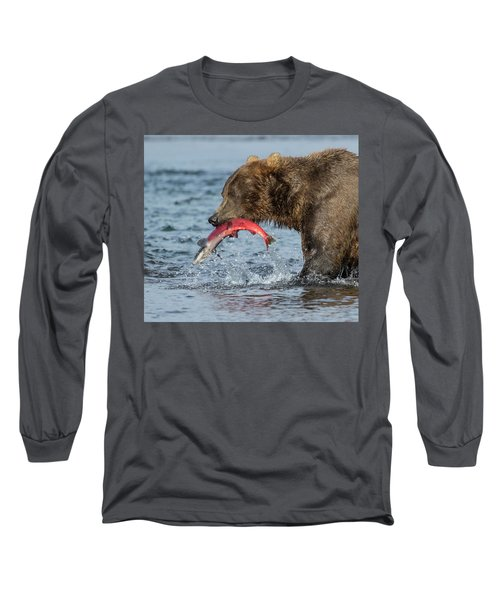 Catching The Prize Long Sleeve T-Shirt