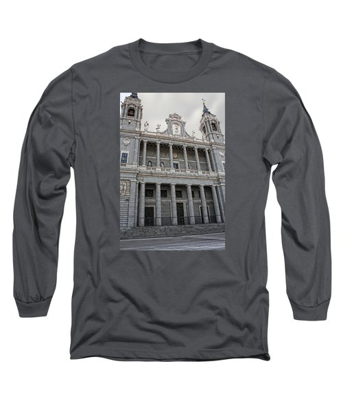 Catedral De La Almudena 2 Long Sleeve T-Shirt