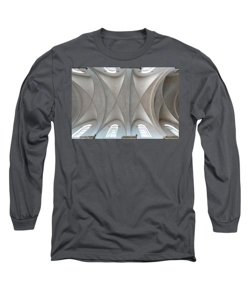 Catedral De La Purisima Concepcion Ceiling Long Sleeve T-Shirt