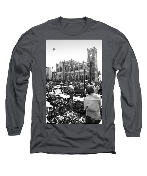Cathedral Church Of Christ, Marina Long Sleeve T-Shirt