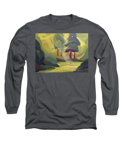 Cathedral Light Long Sleeve T-Shirt
