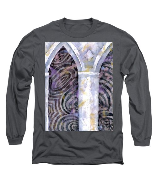 Cathedral Long Sleeve T-Shirt by Luke Galutia