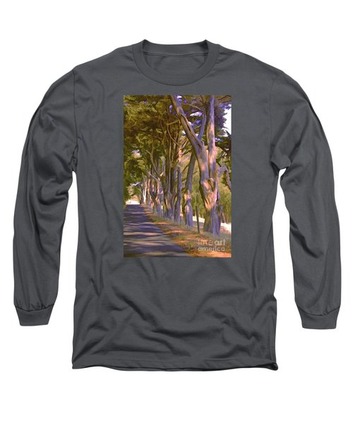 Cathedral Of Trees Long Sleeve T-Shirt
