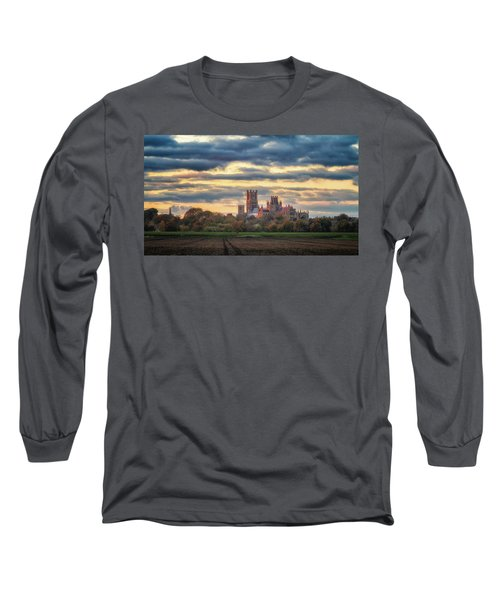 Cathedral Sunset Long Sleeve T-Shirt