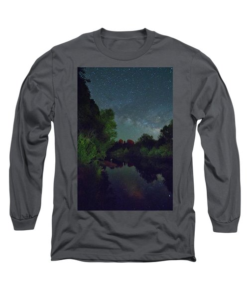 Cathedrals' Nights Long Sleeve T-Shirt