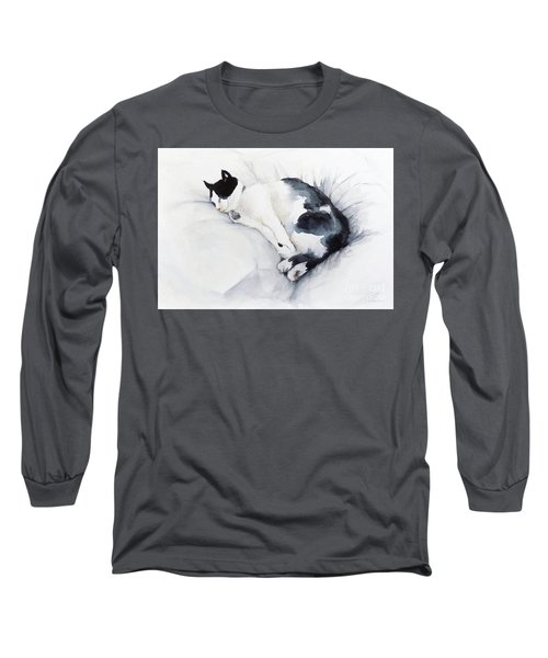 Catnap 1-2 Long Sleeve T-Shirt