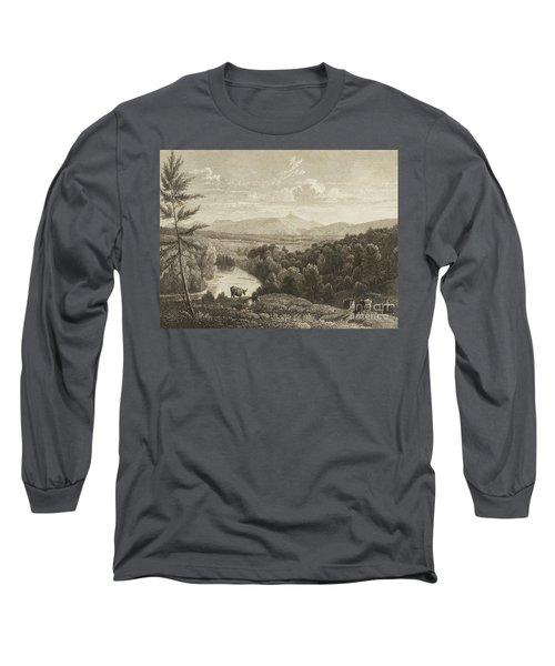 Catskill Mountains Long Sleeve T-Shirt
