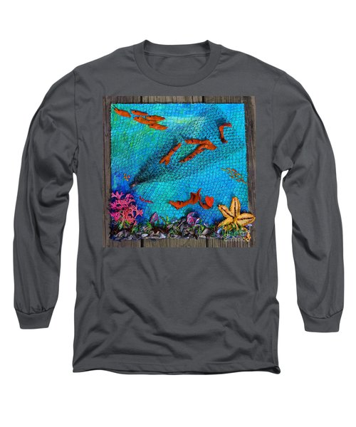 Caught Not Caught Long Sleeve T-Shirt