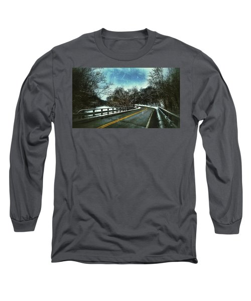 Caution Two Long Sleeve T-Shirt