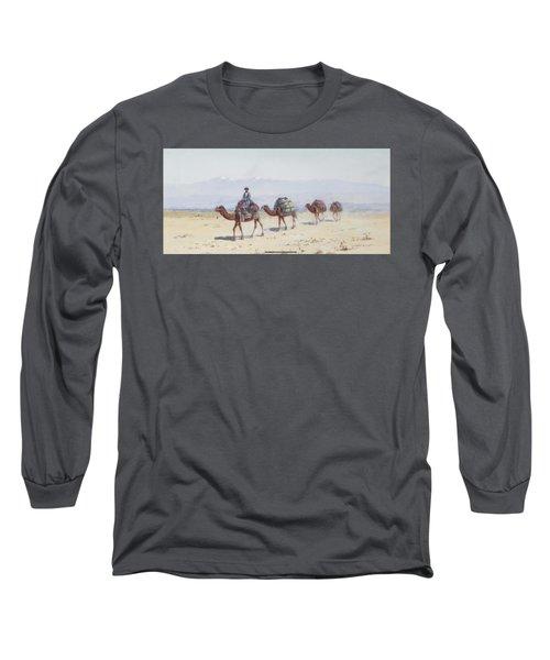 Cavalcade Long Sleeve T-Shirt