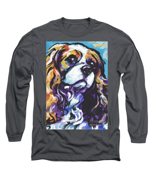 Cavalier King Charles Spaniel Long Sleeve T-Shirt