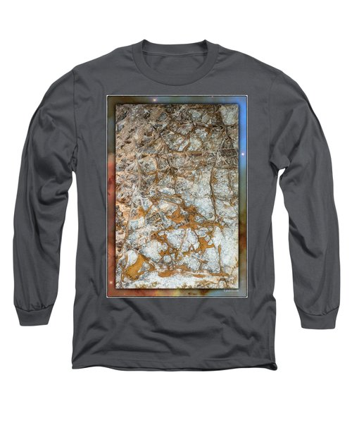 Cave Abstraction.... Long Sleeve T-Shirt