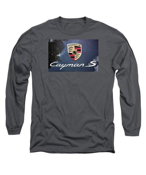 Cayman S Long Sleeve T-Shirt