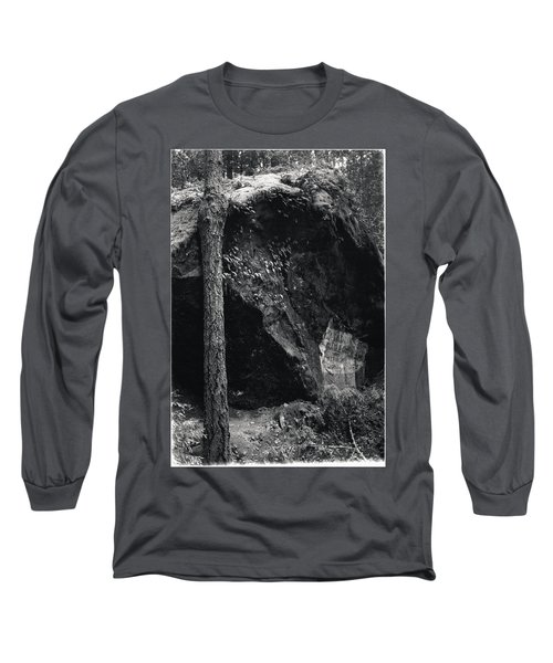 Cazadero, Ca  Vintage Sign Long Sleeve T-Shirt