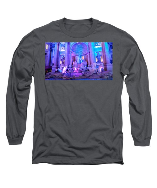 Ceasars Palace Forum Shops Long Sleeve T-Shirt