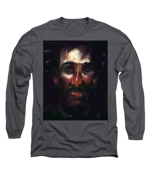 Cecil Long Sleeve T-Shirt by Jim Vance