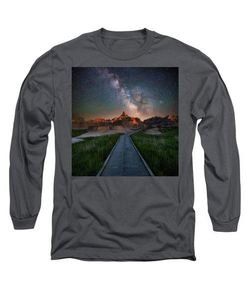 Cedar Pass Night Walk Long Sleeve T-Shirt