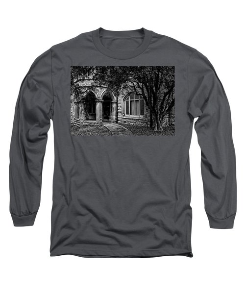 Long Sleeve T-Shirt featuring the photograph Cedarhyrst by Jessica Brawley