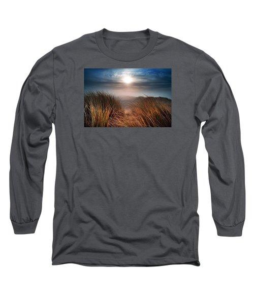 Cefn Sidan Beach 1 Long Sleeve T-Shirt