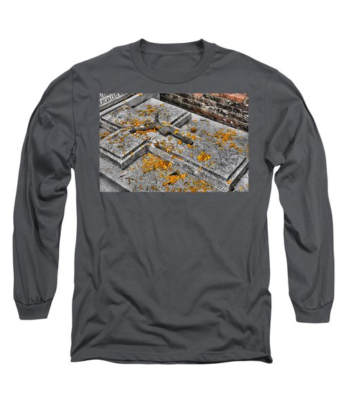 Long Sleeve T-Shirt featuring the photograph Celebrating The Day Of The Dead by Jim Walls PhotoArtist