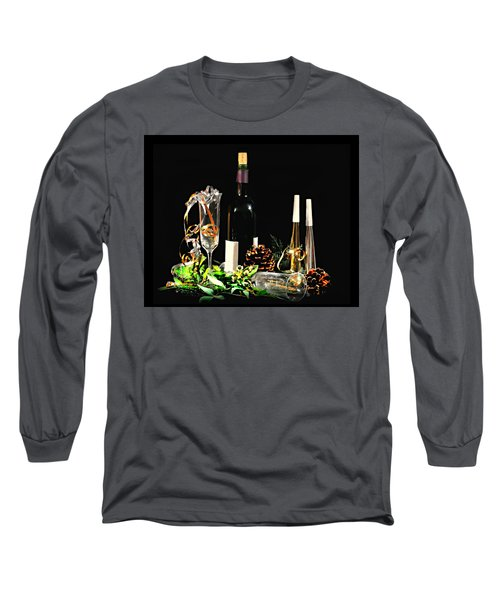 Long Sleeve T-Shirt featuring the photograph Celebration by Diana Angstadt