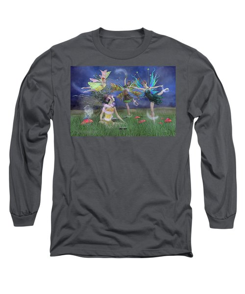 Celebration Of Night Alice And Oz Long Sleeve T-Shirt