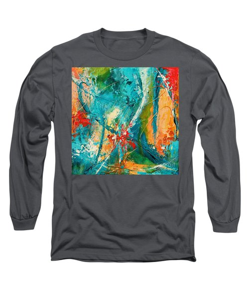 Celestial Choir No 1 Long Sleeve T-Shirt