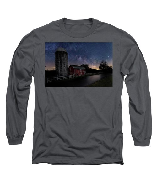 Long Sleeve T-Shirt featuring the photograph Celestial Farm by Bill Wakeley