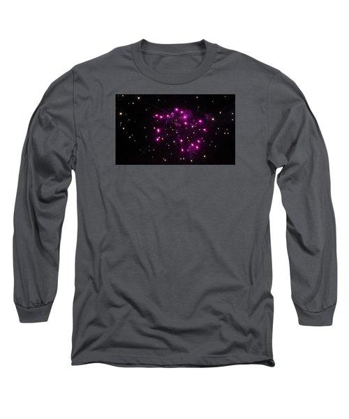 Celestial Firework Long Sleeve T-Shirt