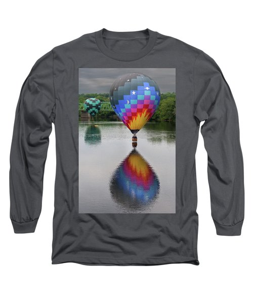 Celestial Reflections Long Sleeve T-Shirt