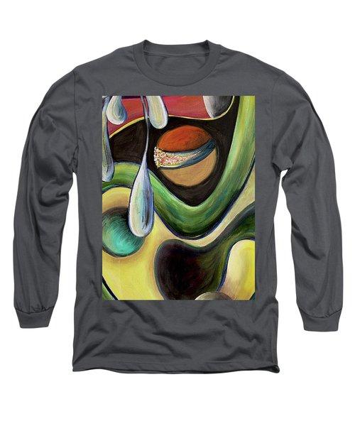 Celestial Rhythms  Long Sleeve T-Shirt