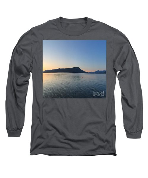 Celista Sunrise 2 Long Sleeve T-Shirt by Victor K