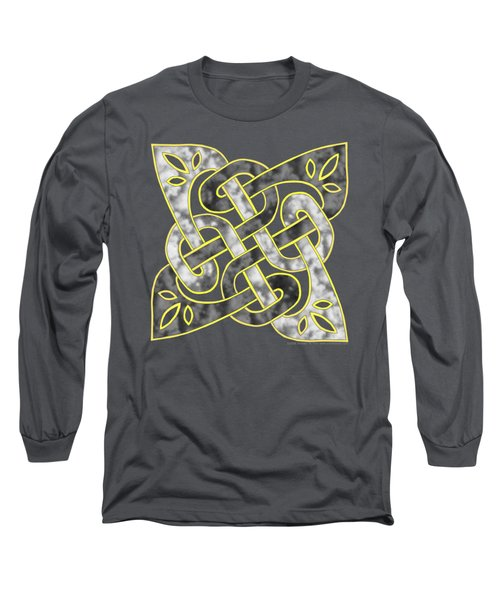 Celtic Dark Sigil Long Sleeve T-Shirt