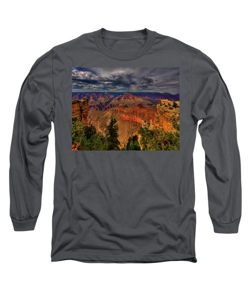 Center Stage Long Sleeve T-Shirt