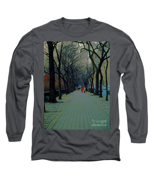 Central Park East Long Sleeve T-Shirt