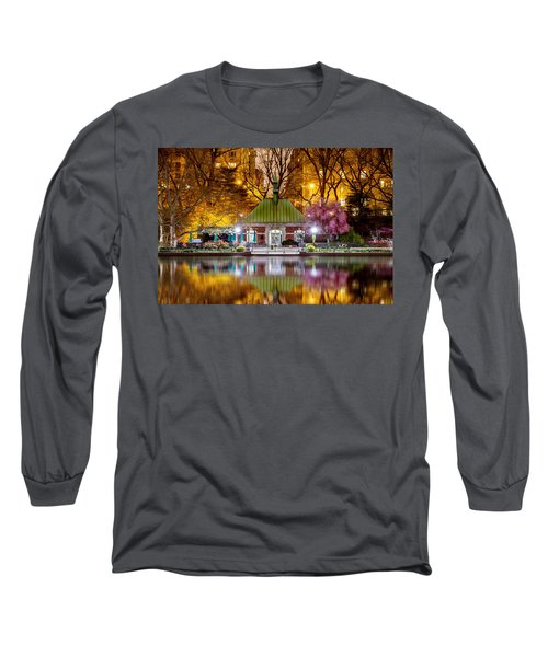 Central Park Memorial Long Sleeve T-Shirt