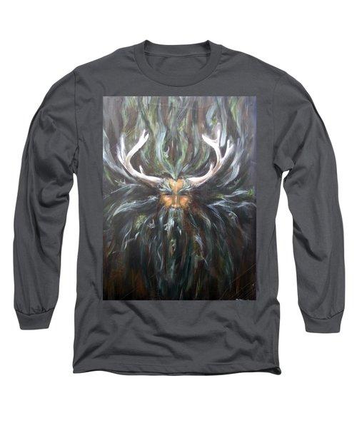 Cernunnos Long Sleeve T-Shirt