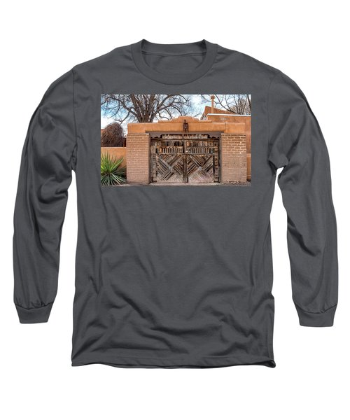 Cerrillos Gate Long Sleeve T-Shirt
