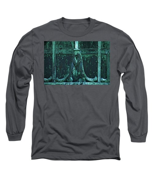 Long Sleeve T-Shirt featuring the photograph Certainty by Rowana Ray