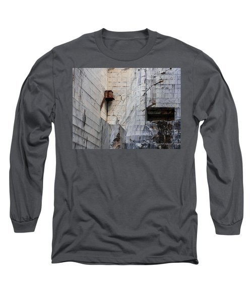 Cervaiole Quarry - Apuan Alps, Tuscany Italy Long Sleeve T-Shirt