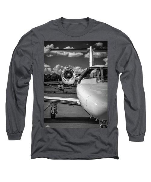 Cessna Citation Long Sleeve T-Shirt