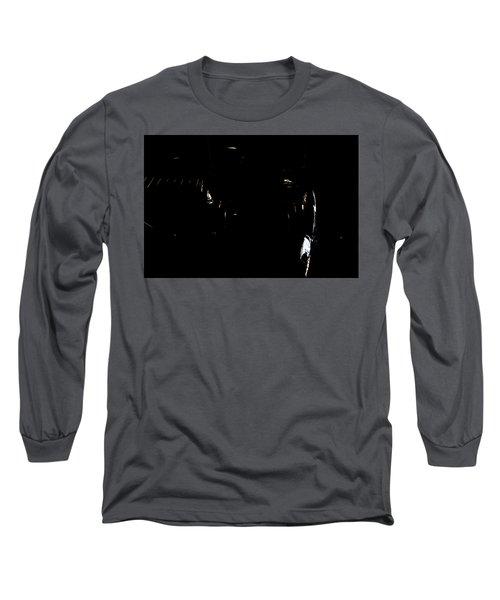 Long Sleeve T-Shirt featuring the photograph Cessna Views II by Paul Job