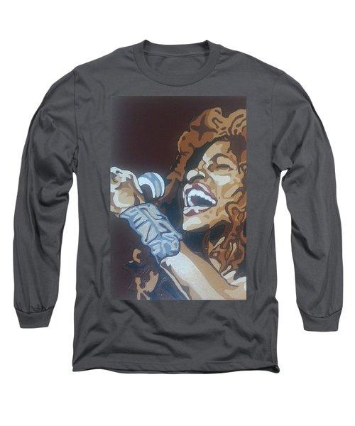 Chaka Khan Long Sleeve T-Shirt