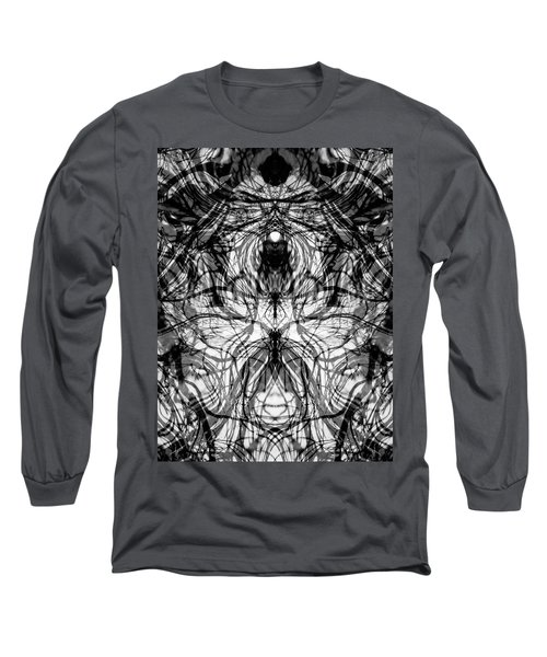 Chakra Flow Long Sleeve T-Shirt