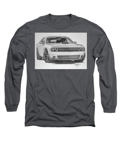 Challenger R/t Long Sleeve T-Shirt