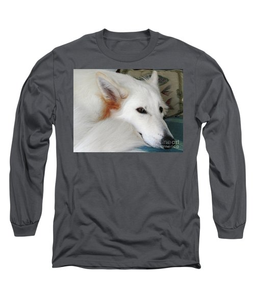 Champanie Janie Long Sleeve T-Shirt