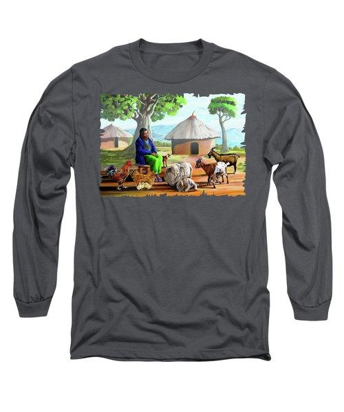 Change Of Scene Long Sleeve T-Shirt